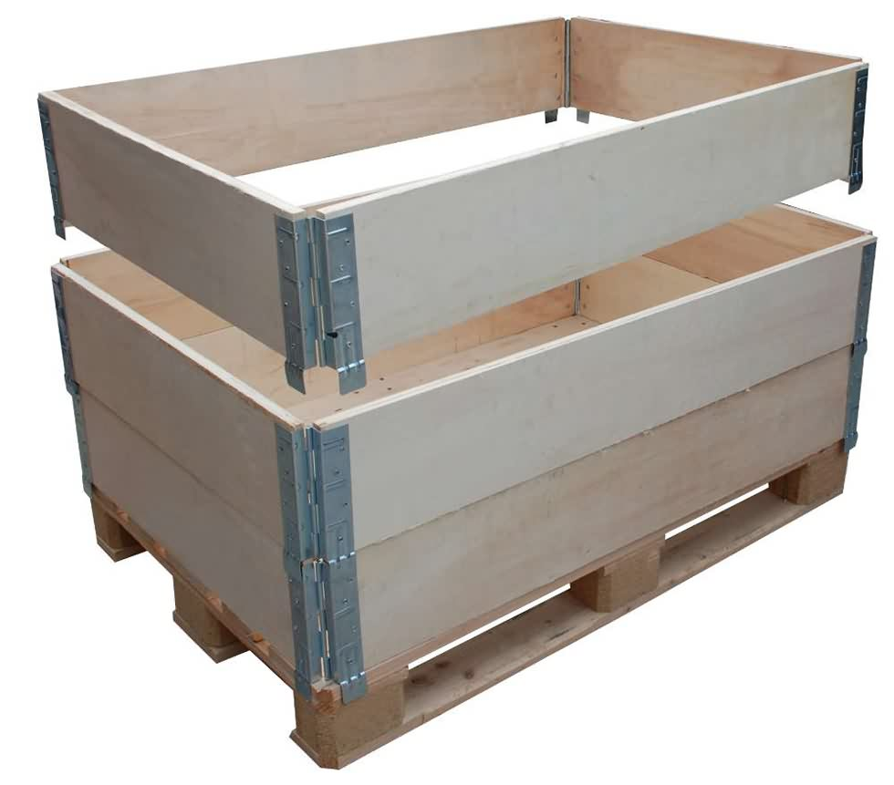 专注于木包装箱